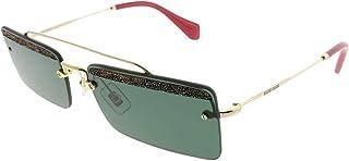 Miu Miu Half Frame Sunglasses for WoMen