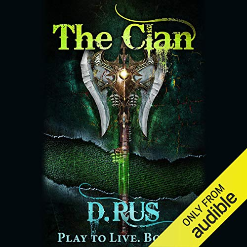 The Clan audiobook cover art