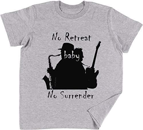Vendax Palabras Desde Los Sabio Niños Chicos Chicas Unisexo Camiseta Gris