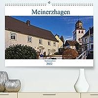 Meinerzhagen, Stadtansichten (Premium, hochwertiger DIN A2 Wandkalender 2022, Kunstdruck in Hochglanz): Meinerzhagen liegt im Westen des Sauerlands und gehoert zum Maerkischen Kreis. (Monatskalender, 14 Seiten )