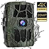 Best Hd Trail Cameras - UncleHu Trail Cameras, Hunting Camera 20MP 4K Full Review
