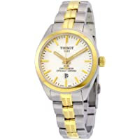 Tissot Chronometer Two-Tone 33mm Stainless Steel Ladies Watch