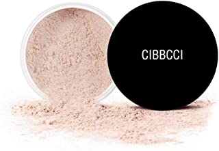 Professional Translucent Loose Setting Powder - Shimmer Friendly Matte Makeup Finishing Powder - Includes Mirror & Puff, 1.76oz (3#)