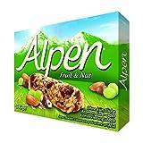 AlpenシリアルバーFruit&Nutフルーツ&ナッツCereals