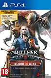 The Witcher 3: Wild Hunt - Blood And Wine (Expansion Pack) - Limited - PlayStation 4, Dialogo: Inglese, Sottotitoli: Italiano