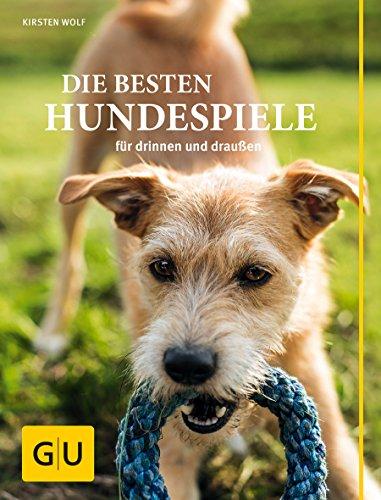 Die besten Hundespiele gelb 12 x 3,5 cm: für drinnen und draußen (GU Tier Spezial)