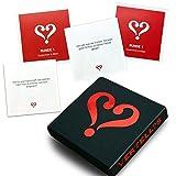 Vertellis Partneredition  Kartenspiel für Paare - Ideales Geschenk für Paare - Spiele für 2...