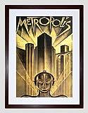 Wee Blue Coo Movie Film Metropolis Sci Fi Drama Dystopia