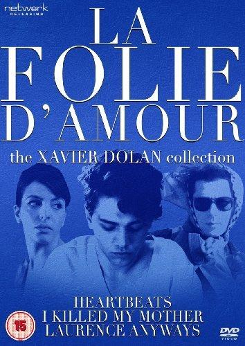 La Folie D'amour: The Xavier Dolan Collection - 3-DVD Box Set ( J'ai tué ma mère / Les amours imaginaires / Laurence Anyways ) ( I Killed My [ Origen UK, Ningun Idioma Espanol ]