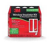 3M Outdoor Patio Door Insulator Kit, 7-Foot by 9.3-Foot (2174W-6), Clear