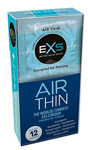 EXS Air Thin - 12 condooms.