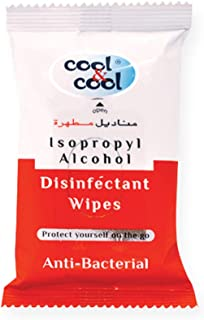 Sponsored Ad – Cool & Cool Disinfectant Wipes, 10 Units