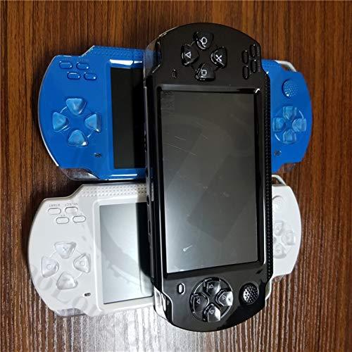 ASDFGT-778 Mise à Jour la Nouvelle Version 4.3 Pouces de 8 Go rétro Mini-Console de Jeu Portable for gba FC for Snes for Sega for Le Joueur de Jeu d'arcade neogeo (Color : White)