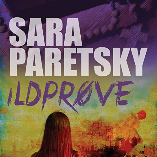 Ildprøve audiobook cover art