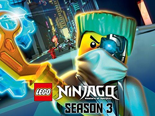 レゴ ニンジャゴー シーズン3 (デジタルワールド編)