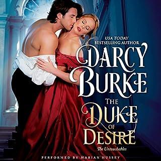 The Duke of Desire cover art
