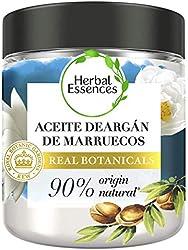 Herbal Essences bio:renew Mascarilla Reparación, Aceite de Argán de Marruecos 250 ml, con ph neutro