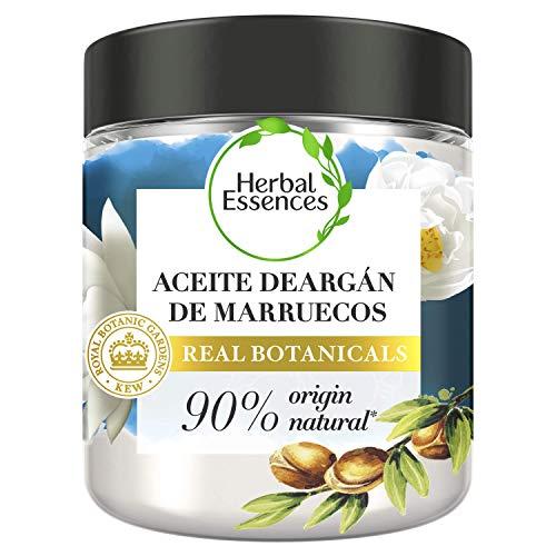 Herbal Essences bio:renew Mascarilla Reparación, Aceite de Argán de Marruecos 250 ml, con ph neutro e ingredientes naturales