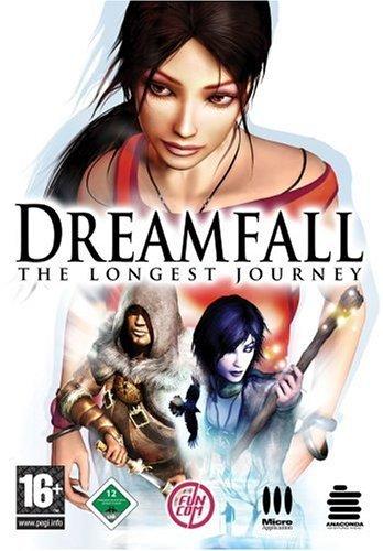 Dreamfall The longest Journey [Edizione: Regno Unito]