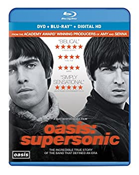 Oasis Supersonic  Blu-ray + DVD