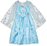 Disney Frozen Elsa Disfraz, Color azul, L (Rubie's Spain,S.L. 889544)