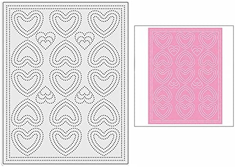 Abedul Stampin Beautiful Heart Shape Makin for NEW before selling ☆ Card Cutting In a popularity Dies