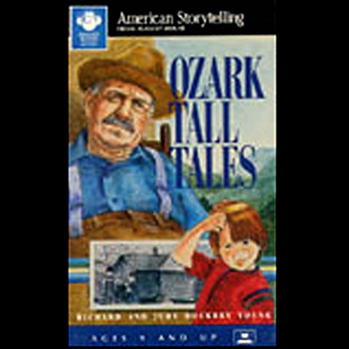 Ozark Tall Tales audiobook cover art