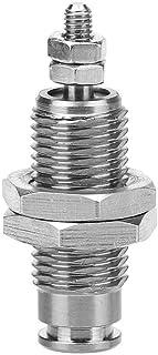 Unibell CJPBシングルアクションミニ針状空気圧シリンダボルトボアピンシリンダ(CJPB6 * 15ミリメートル)