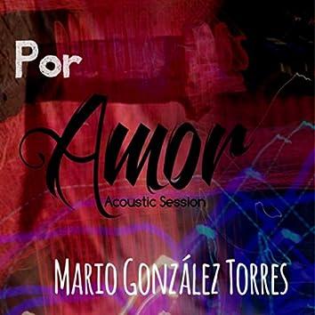 Por amor (Single Acoustic Session)