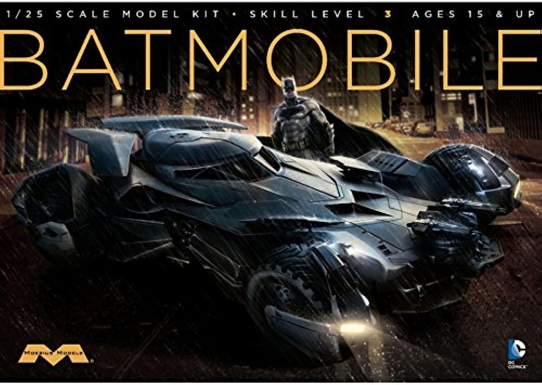 Moebius Models Batman v. Superman  Dawn of Justice Batmobile 1 25 Scale Model Kit