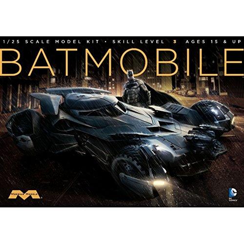 Moebius mmk9641: 25Escala Kit de Modelo Batman vs Superman El batmóvil