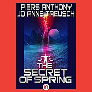 The Secret of Spring audiobook cover art