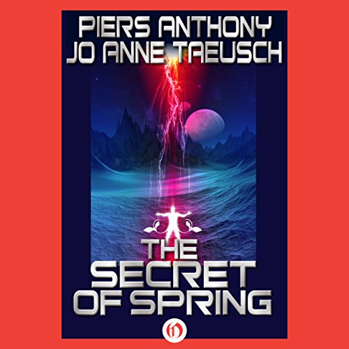 The Secret of Spring audiobook cover art