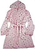 Just Love Velour Printed Robes,Light Pink,Girls' 10-12