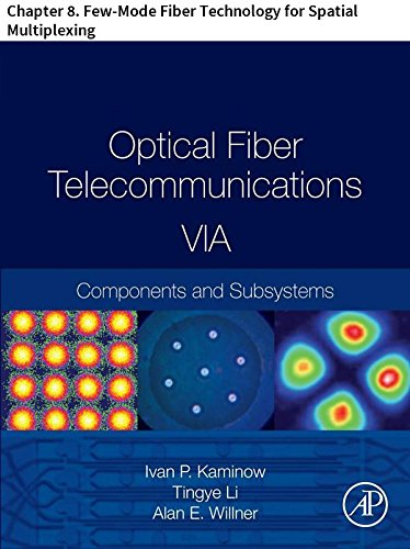 Optical Fiber Telecommunications VIA: Chapter 8. Few-Mode Fiber Technology for Spatial Multiplexing (Optics and Photonics) (English Edition)