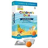 Best Kids Fish Oils - Nordic Naturals Children's DHA Gummies - Children's Omega-3 Review