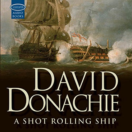 A Shot Rolling Ship audiobook cover art