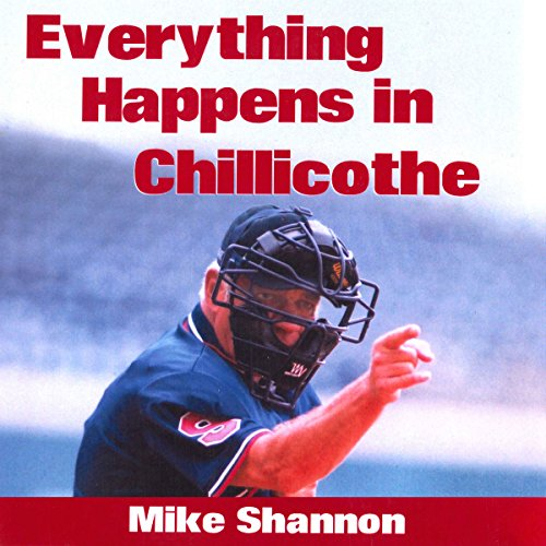 Everything Happens in Chillicothe audiobook cover art