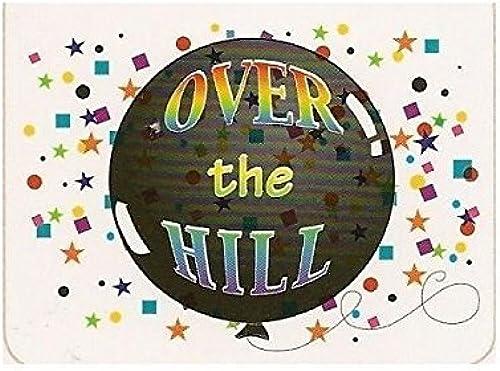 punto de venta Over the the the Hill Balloon  Edible Image Cake Topper by A Birthday Place  hasta un 70% de descuento