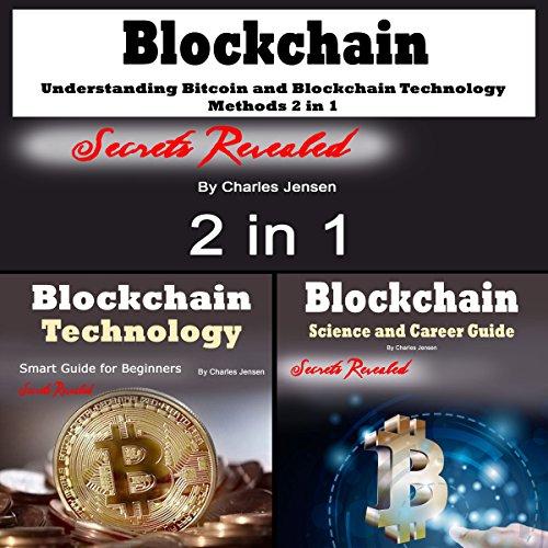 Blockchain audiobook cover art