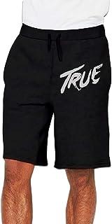 Avicii True ハーフパンツ ショートパンツ 7分丈 ボトムス トレーニングウェア フィットネス スポーツ ランニング 吸汗速乾ズボン カジュアル ゆったり メンズ