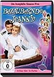 Bezaubernde Jeannie - Die komplette Season Five [4 DVDs] - Barbara Eden