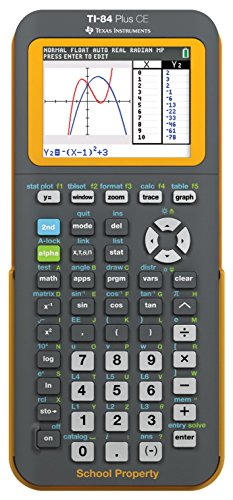 Texas Instruments TI- 84Plus CE Teacher's 10 Pack Graphing Calculator