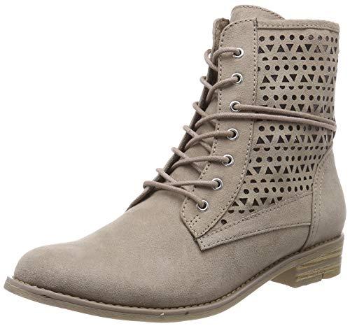 MARCO TOZZI Damen 2-2-25101-32 Chukka Boots, Beige (Taupe 341), 40 EU