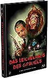 Das Leichenhaus des Grauens (The Undertaker) - Mediabook Cover C limitiert  (Uncut) [Alemania] [Blu-ray]