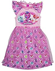 hatchimals birthday party pajama dress