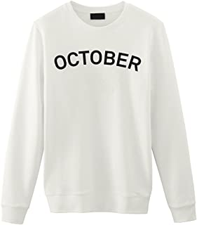 Best drake owl sweater white Reviews