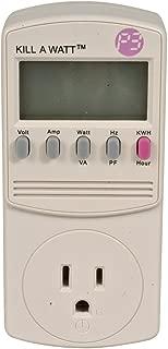P3 International P4400-VP Monitor, Electricity Usage, Kill-A-Watt, 8 Measures, 2.4
