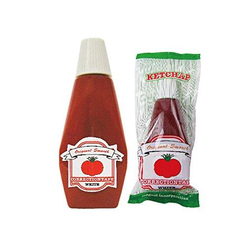 コレクションテープ ケチャップ マグネット magnet CORRECTION TAPE ketchup