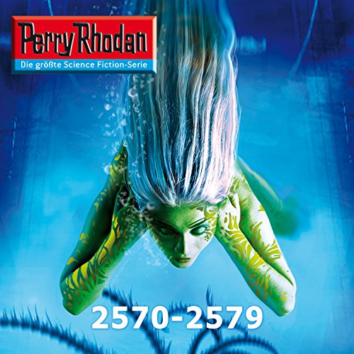 Perry Rhodan, Sammelband 18 audiobook cover art